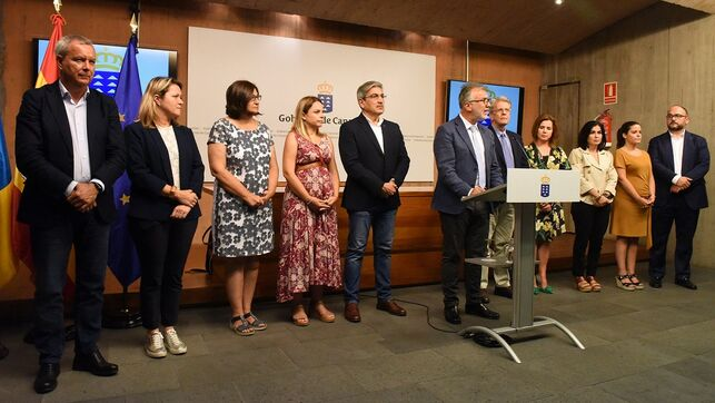 Declaración del Estado de Emergencia Climática: el Gobierno de Canarias sienta las bases para el camino hacia la sostenibilidad