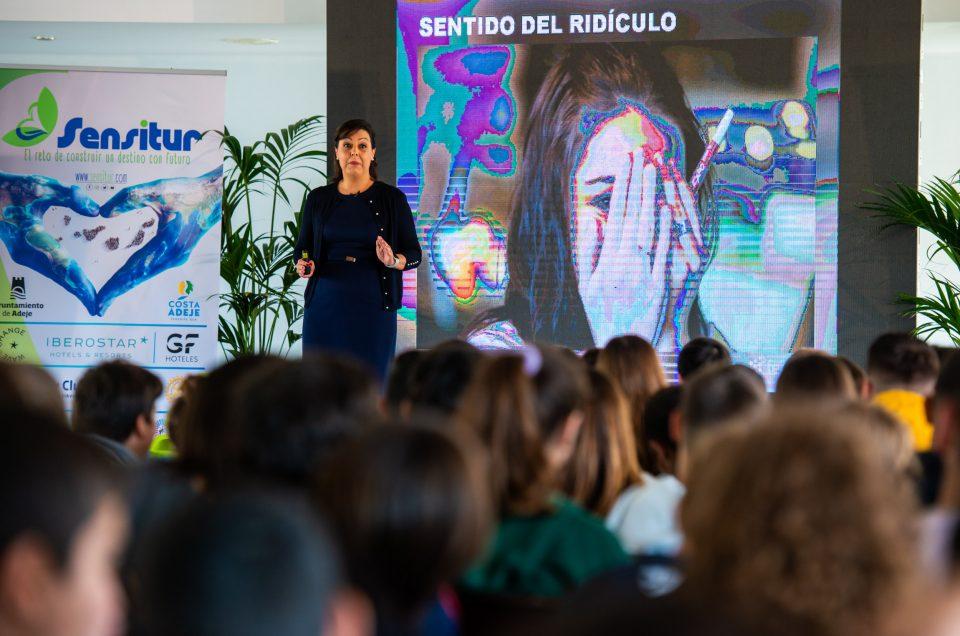 San Miguel de Abona acoge Sensitur para concienciar a sus jóvenes sobre sostenibilidad y turismo