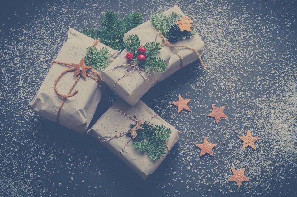 13 consejos para una Navidad más sostenible