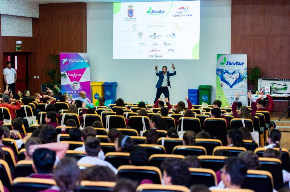 RESUMEN DE JORNADAS SENSITUR GRANADILLA DE ABONA 2020 (Viernes 6 de Marzo) – Ver todas las imágenes del evento