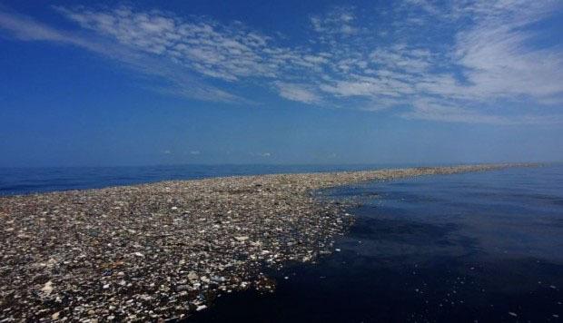 El continente de plástico, el eco de nuestras acciones