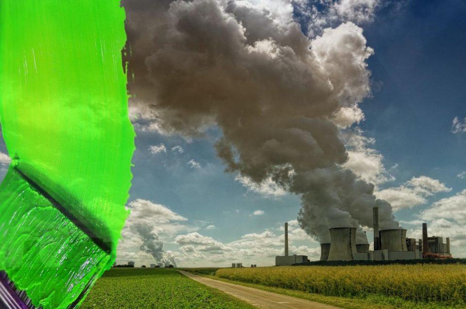 Greenwashing, cuando el respeto al medio ambiente supone perjurio